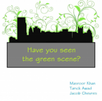 Have you seen the Green Scene